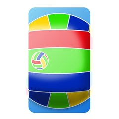 Balloon Volleyball Ball Sport Memory Card Reader