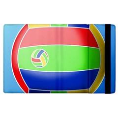 Balloon Volleyball Ball Sport Apple Ipad 3/4 Flip Case