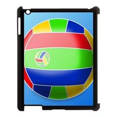 Balloon Volleyball Ball Sport Apple Ipad 3/4 Case (black)