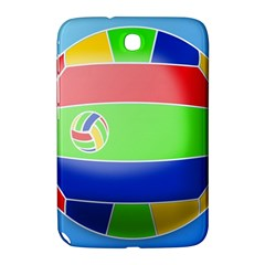 Balloon Volleyball Ball Sport Samsung Galaxy Note 8 0 N5100 Hardshell Case