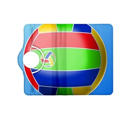 Balloon Volleyball Ball Sport Kindle Fire HD (2013) Flip 360 Case