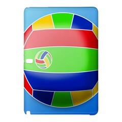 Balloon Volleyball Ball Sport Samsung Galaxy Tab Pro 12.2 Hardshell Case