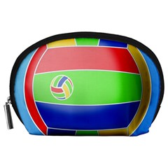 Balloon Volleyball Ball Sport Accessory Pouches (large)