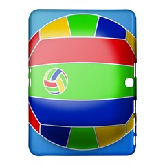 Balloon Volleyball Ball Sport Samsung Galaxy Tab 4 (10 1 ) Hardshell Case