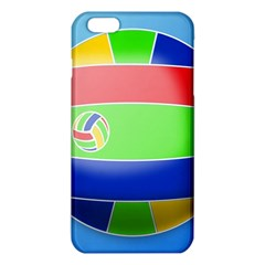 Balloon Volleyball Ball Sport iPhone 6 Plus/6S Plus TPU Case