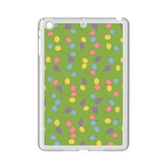 Balloon Grass Party Green Purple Ipad Mini 2 Enamel Coated Cases