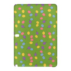 Balloon Grass Party Green Purple Samsung Galaxy Tab Pro 10 1 Hardshell Case
