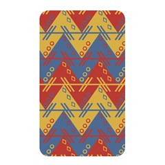 Aztec South American Pattern Zig Zag Memory Card Reader