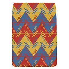 Aztec South American Pattern Zig Zag Flap Covers (s)