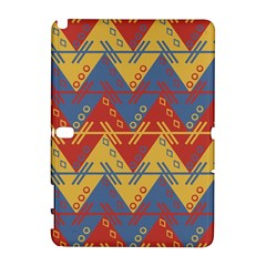 Aztec South American Pattern Zig Zag Galaxy Note 1