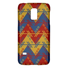 Aztec South American Pattern Zig Zag Galaxy S5 Mini