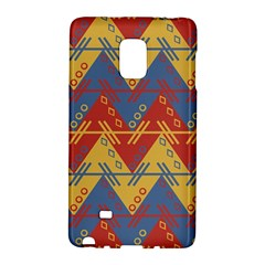 Aztec South American Pattern Zig Zag Galaxy Note Edge