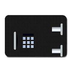 Safe Vault Strong Box Lock Safety Plate Mats