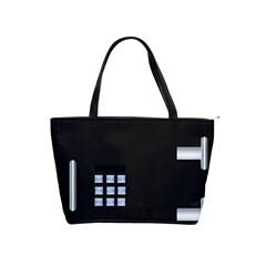 Safe Vault Strong Box Lock Safety Shoulder Handbags