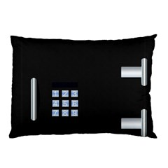 Safe Vault Strong Box Lock Safety Pillow Case (Two Sides)