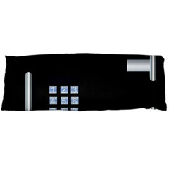 Safe Vault Strong Box Lock Safety Body Pillow Case (dakimakura)