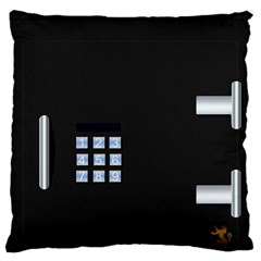 Safe Vault Strong Box Lock Safety Large Cushion Case (One Side)