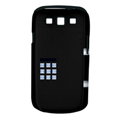 Safe Vault Strong Box Lock Safety Samsung Galaxy S III Classic Hardshell Case (PC+Silicone)