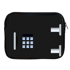 Safe Vault Strong Box Lock Safety Apple Ipad 2/3/4 Zipper Cases