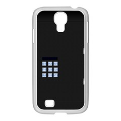 Safe Vault Strong Box Lock Safety Samsung Galaxy S4 I9500/ I9505 Case (white)