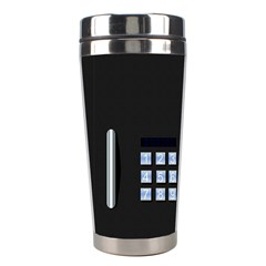 Safe Vault Strong Box Lock Safety Stainless Steel Travel Tumblers