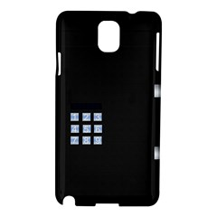 Safe Vault Strong Box Lock Safety Samsung Galaxy Note 3 N9005 Hardshell Case