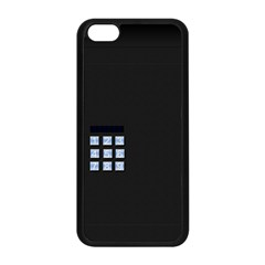 Safe Vault Strong Box Lock Safety Apple Iphone 5c Seamless Case (black)