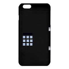 Safe Vault Strong Box Lock Safety iPhone 6 Plus/6S Plus TPU Case