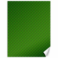 Paper Pattern Green Scrapbooking Canvas 18  x 24