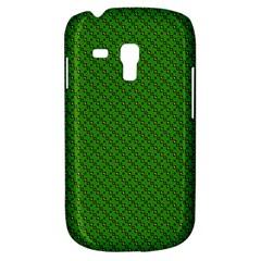 Paper Pattern Green Scrapbooking Galaxy S3 Mini