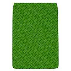 Paper Pattern Green Scrapbooking Flap Covers (l)