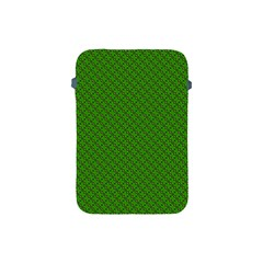 Paper Pattern Green Scrapbooking Apple Ipad Mini Protective Soft Cases