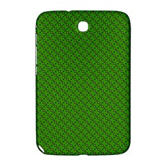 Paper Pattern Green Scrapbooking Samsung Galaxy Note 8.0 N5100 Hardshell Case