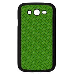 Paper Pattern Green Scrapbooking Samsung Galaxy Grand Duos I9082 Case (black)