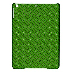 Paper Pattern Green Scrapbooking Ipad Air Hardshell Cases