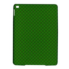 Paper Pattern Green Scrapbooking iPad Air 2 Hardshell Cases