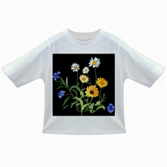 Flowers Of The Field Infant/toddler T Shirts