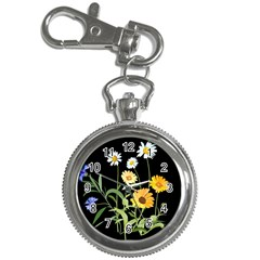 Flowers Of The Field Key Chain Watches