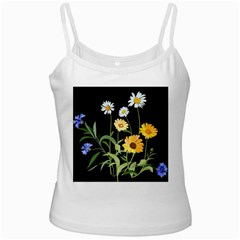 Flowers Of The Field Ladies Camisoles