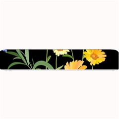 Flowers Of The Field Small Bar Mats
