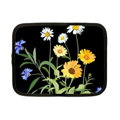 Flowers Of The Field Netbook Case (small)