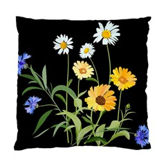 Flowers Of The Field Standard Cushion Case (Two Sides)
