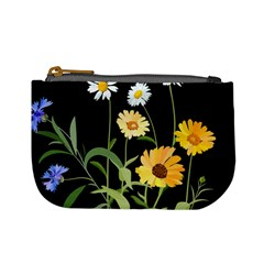 Flowers Of The Field Mini Coin Purses