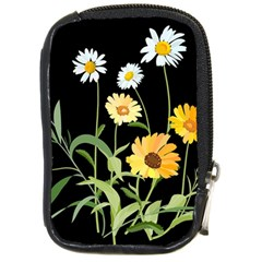 Flowers Of The Field Compact Camera Cases