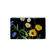 Flowers Of The Field Cosmetic Bag (Small)