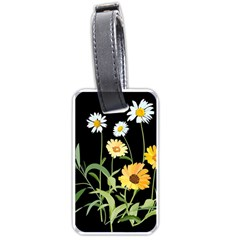 Flowers Of The Field Luggage Tags (One Side)