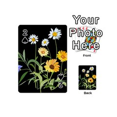Flowers Of The Field Playing Cards 54 (Mini)