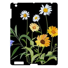 Flowers Of The Field Apple Ipad 3/4 Hardshell Case