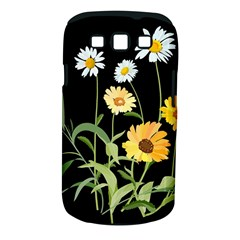 Flowers Of The Field Samsung Galaxy S Iii Classic Hardshell Case (pc+silicone)