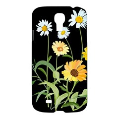 Flowers Of The Field Samsung Galaxy S4 I9500/i9505 Hardshell Case